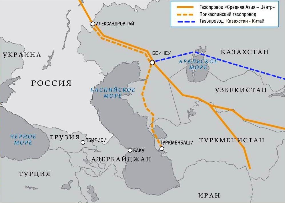 Казахстан-Китай или для